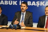 Çevre Bakanı Murat Kurum Açıklaması '28 İlimizde 52 Millet Bahçesinin Projelerini Tamamladık'