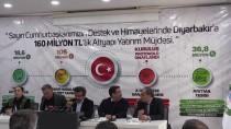 HASAN BASRI GÜZELOĞLU - Diyarbakır'a 160 Milyon Liralık Altyapı Yatırımı