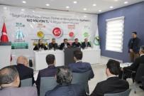 HASAN BASRI GÜZELOĞLU - Diyarbakır'a 160 Milyon Liralık Dev Yatırım