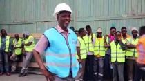 SOMALI - Dünyaca Ünlü Lojistik Şirketi Somali'ye Seferlere Başlıyor