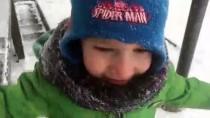 Edirne'de Kar Etkisini Artırdı