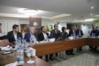 ZÜLFÜ DEMİRBAĞ - Elazığspor Kayyum Başkanı Devecioğlu Açıklaması 'Hep Birlikte Hareket Etmeliyiz'