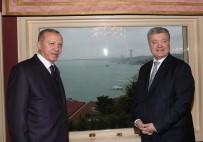 VAHDETTIN - Erdoğan Poroşenko İle Görüşüyor