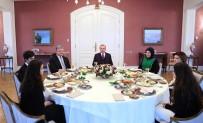 VAHDETTIN - Erdoğan, Ukrayna Devlet Başkanıyla Görüştü