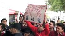 YOUNES BELHANDA - Galatasaray Kafilesi Antalya'da