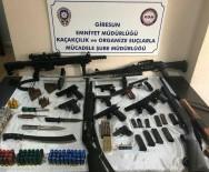 SİLAH KAÇAKÇILIĞI - Giresun'da Silah Kaçakçılığı Ve Tefecilik Operasyonu Açıklaması 22 Gözaltı