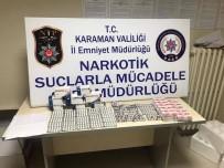 Karaman'da Eczacı Kalfası Reçete İle Verilen Hapları Satarken Yakalandı