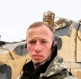 Kaza Kurşunuyla Şehit Düşen Asker Memleketine Uğurlandı
