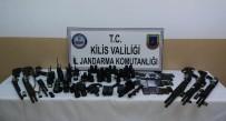 Kilis'te Göçmen Kaçakçılarına Operasyon Açıklaması 11 Gözaltı