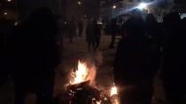 Kırklareli'nde Üniversitelilerin 'Kar Topu Savaşı'