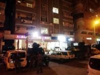Mardin'de HDP İl Binası'na Yasaklı Yayın Operasyonu