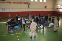 Midyat'ta 83 Kişi Güvenlik Korucusu Olmaya Hak Kazandı