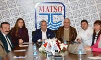 MEHMET ÖZEN - 'Ne Varsa Manavgat'ta Var' Fuarı