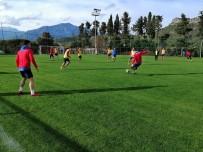 AMED - Payas Spor İkinci Yarı Hazırlık Çalışmalarını Kemer'de Sürdürüyor.