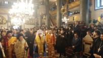 BARTHOLOMEOS - Poroşenko Fener Rum Patrihkanesi'nde