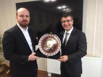 BILAL ERDOĞAN - Rektör Taş, Bilal Erdoğan İle Bir Araya Geldi