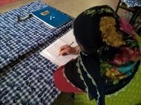 SOSYAL BILGILER - Sincik'te Okuma Yazma Seferberliği Devam Ediyor