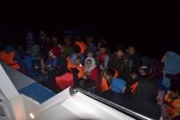 KÜÇÜKKUYU - Son 1 Haftada Denizlerde 497 Göçmen Yakalandı