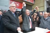 Sungurlu Belediye Başkanı Şahiner, İYİ Parti'den Aday Oldu
