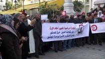 BAKANLAR KURULU - Tunuslu İmamlar Eylem Yaptı