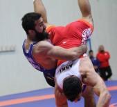 AHMET YıLMAZ - Türkiye Grekoromen Güreş Şampiyonası'nda İlk Gün Sona Erdi