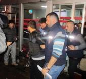 KATİL ZANLISI - Ukrayna'da Öldürülen Türk Kızlarının Katil Zanlısı Sağlık Kontrolünden Geçirildi