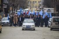 Ülkücüler Doğu Türkistan İçin Yürüdü