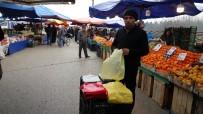 MURAT ÖZTÜRK - 25 Kuruşluk Poşeti Pazar Tezgahında 10 Kuruşa Sattı