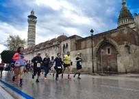 RAMAZAN AKYÜREK - Adana Kurtuluş Yarı Maratonu'nda Kenyalı Atletler Şampiyon