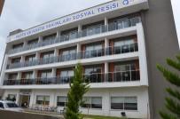 ALAADDIN KEYKUBAT - Alanya Hasta Ve Hasta Yakınları Sosyal Tesisi Açılışa Hazır