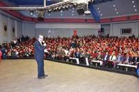 HAMDOLSUN - Aslanhan Konferansı Yoğun İlgi Gördü