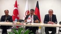 KÖLN - ATİB'den Cami Saldırganlarını Yakalamayan Ülkelere Eleştiri