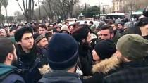 AYASOFYA - Ayasofya'da Çekilen Bale Fotoğrafına Tepki