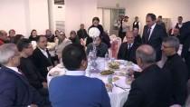 Bakan Turhan, Uşak'ta Düğüne Katıldı