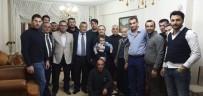 Başkan Epcim, Ev Ziyaretlerinde Bulundu