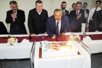 ERSIN YAZıCı - Başkan Uysal, Doğum Gününü Yargıtay Başkanı Cirit İle Kutladı