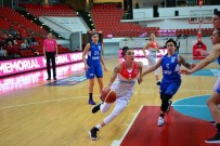 PARIS - Bellona Kayseri Basket Açıklaması 65 - Hatay Bbspor Açıklaması 67