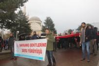 Bingöl'de 'Sarıkamış Şehitlerine Saygı Yürüyüşü'