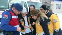 Bursa'da Dağlık Alanda Mahsur Kalan Kişi Kurtarıldı