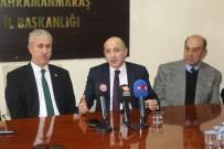 YARIŞ - CHP'li Öztunç Açıklaması 'Söz Verilip Yapılamayanları Biz Yapacağız'