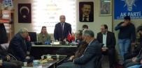 Çıldır AK Parti Yeni Yönetimi İlk Toplantısını Yaptı