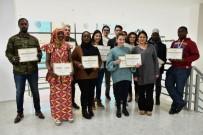 YABANCı DIL - Girişimcilik Eğitimleri Verimli Geçiyor