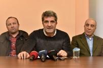 Gümüşhanespor Kulübü Başkanı Kurban Karagöz İstifa Etti