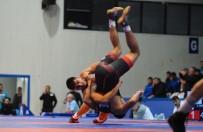 OLIMPIYAT - Güreşçiler, Milli Takım İçin Ter Döküyor
