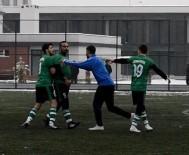 SPOR KOMPLEKSİ - Hakeme Tokat Atan Oyuncu 11 Maç Ceza Aldı