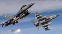 HAVA HAREKATI - Irak'ın Kuzeyine Hava Harekatı