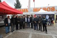 BUCA BELEDİYESİ - Kahraman Şehit Polis Fethi Sekin Buca'da Anıldı