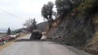 Kahramanmaraş'ta Şiddetli Yağmur Toprak Kaymalarına Neden Oldu