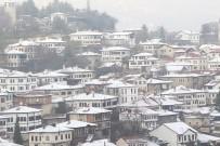 Karabük'ün İlçelerinde Eğitime Kar Tatili