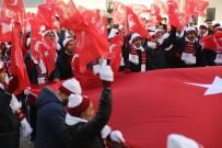 Mardin'de Sarıkamış Şehitleri İçin Anma
